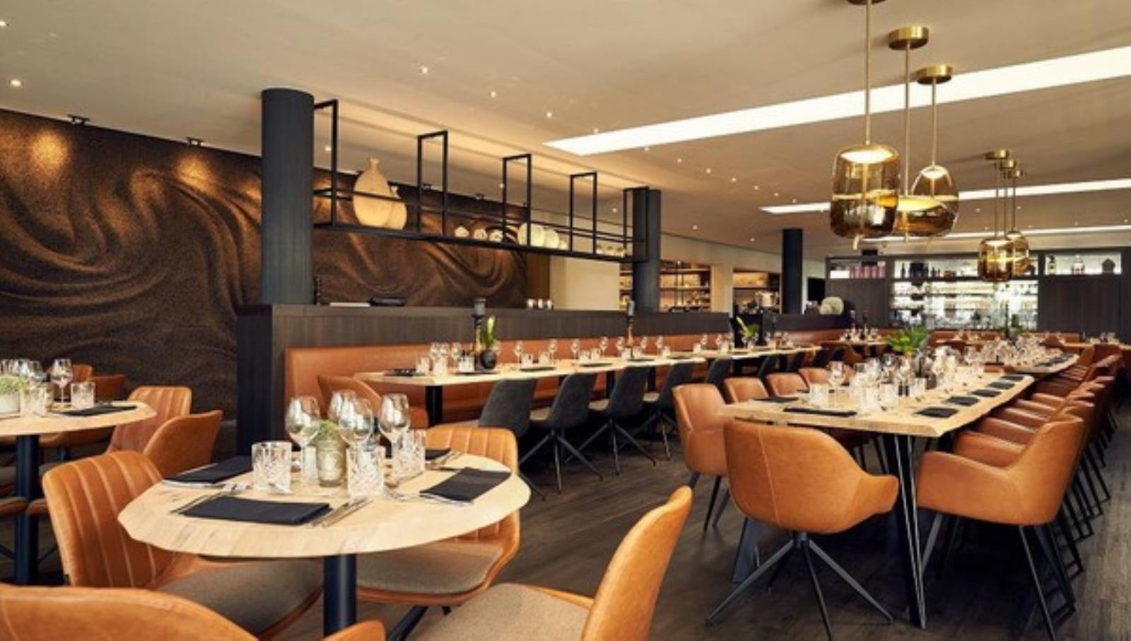 Feestzaal - Hotel Van der Valk Beveren -House of Events (1)