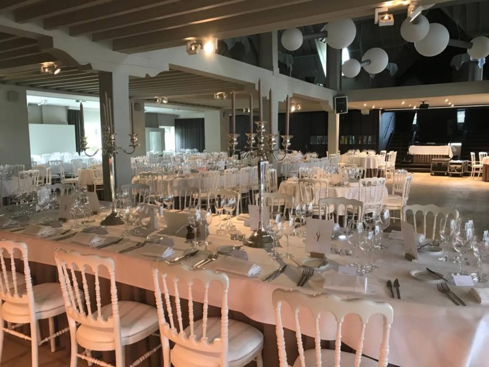 Feestzaal - Klokhof - House of Weddings (1)