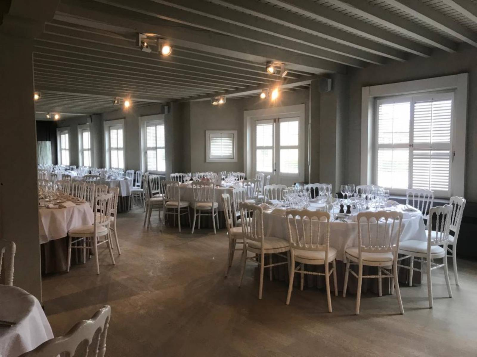 Feestzaal - Klokhof - House of Weddings (2)