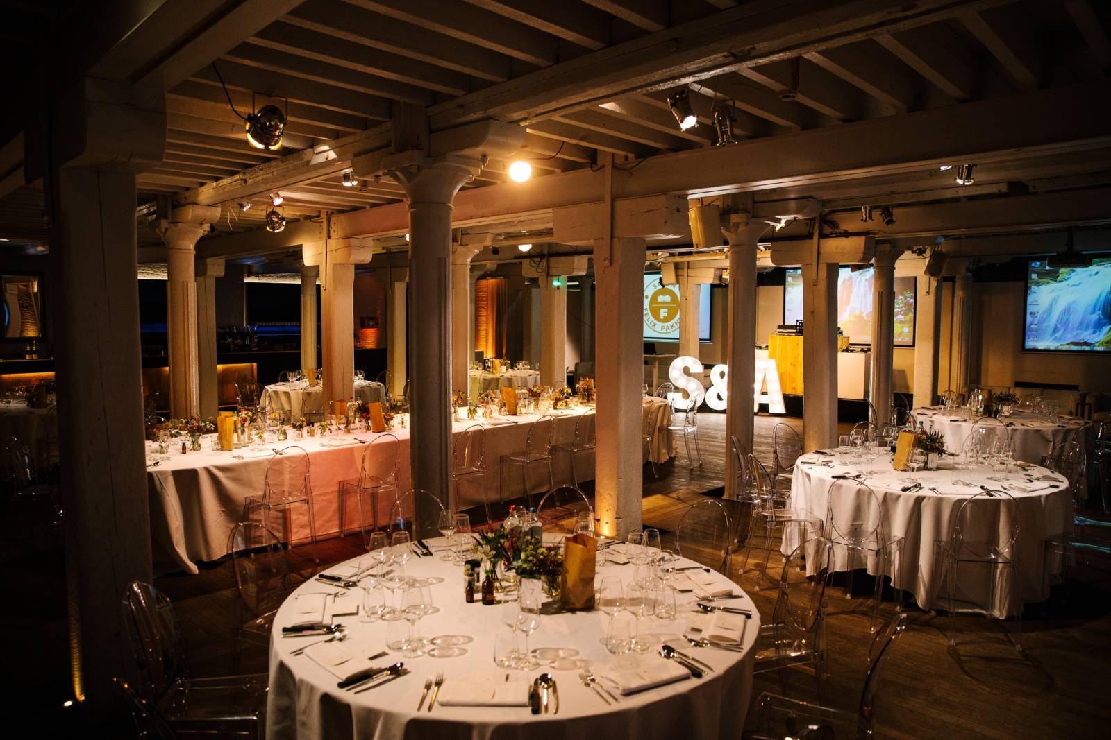 Felix Pakhuis - Feestzaal - House of Weddings - 13