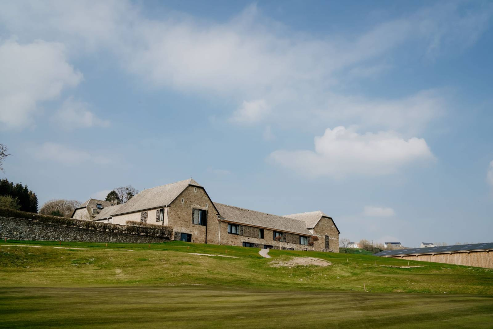 Five Nations Golf Club & Hotel - Durbuy - Feestzaal - Trouwzaal - Trouwlocatie - House of Weddings - 3