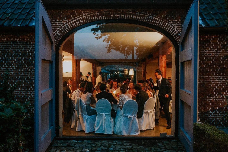 Flinckheuvel - Feestzaal 's Gravenwezel -  House of Weddings - 1