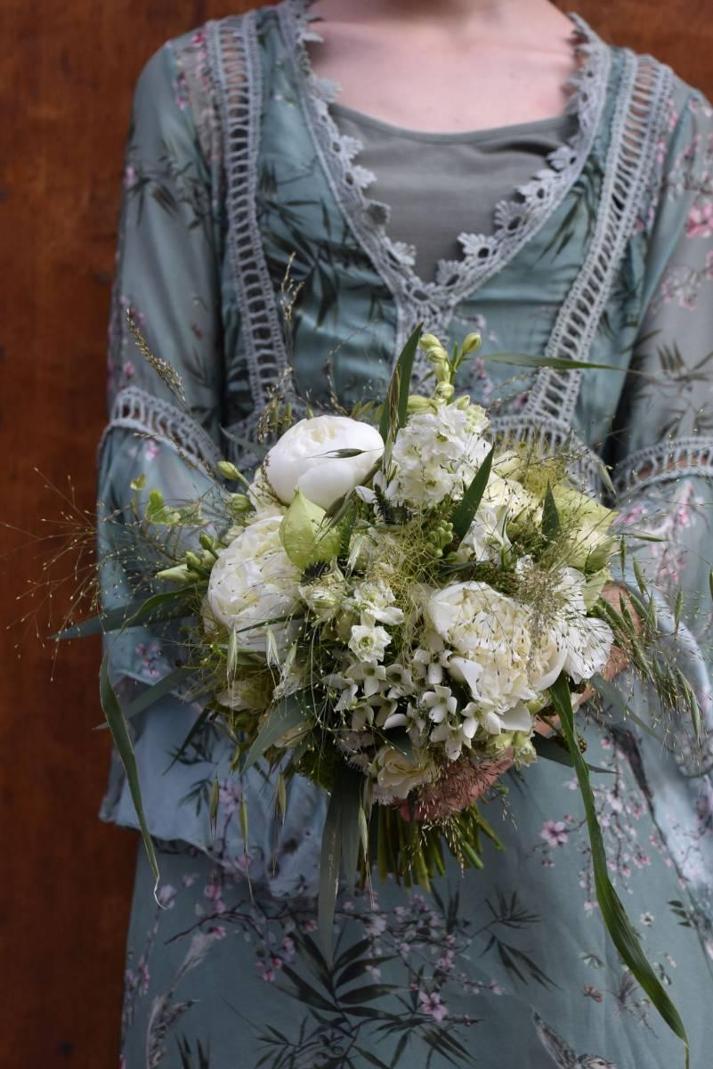 Floral Artists - Bloemen huwelijk trouw bruiloft - Bruidsboeket - Bloemendecoratie - House of Weddings - 10