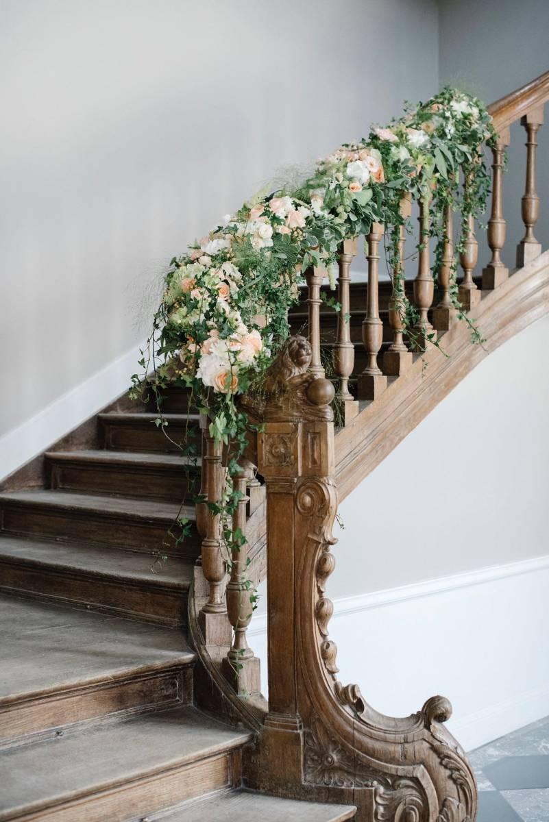 Floral Artists - Bloemen huwelijk trouw bruiloft - Bruidsboeket - Bloemendecoratie - House of Weddings - 12