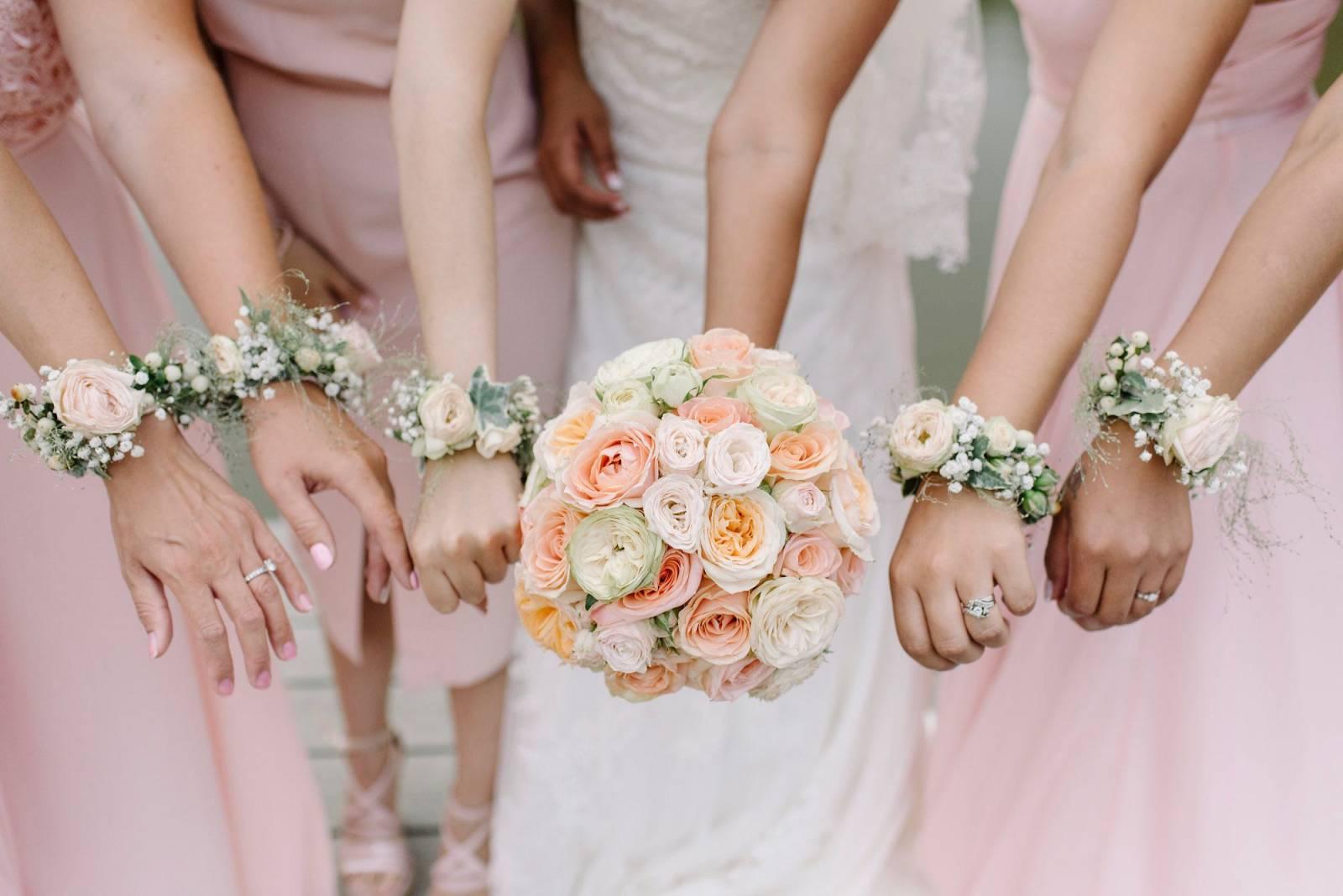 Floral Artists - Bloemen huwelijk trouw bruiloft - Bruidsboeket - Bloemendecoratie - House of Weddings - 13