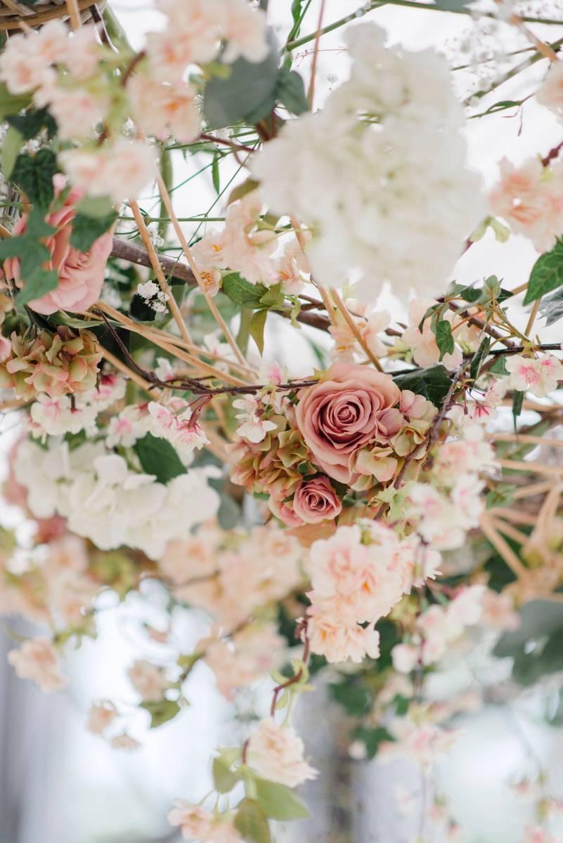 Floral Artists - Bloemen huwelijk trouw bruiloft - Bruidsboeket - Bloemendecoratie - House of Weddings - 14
