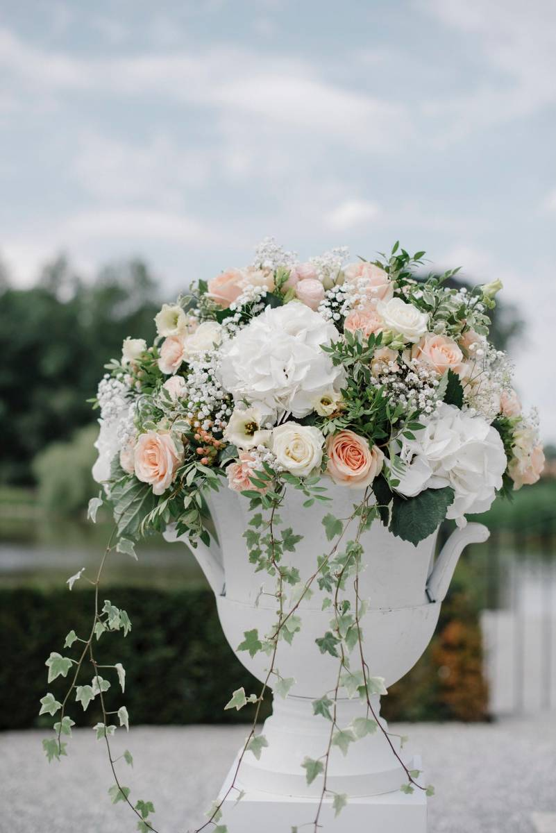Floral Artists - Bloemen huwelijk trouw bruiloft - Bruidsboeket - Bloemendecoratie - House of Weddings - 15
