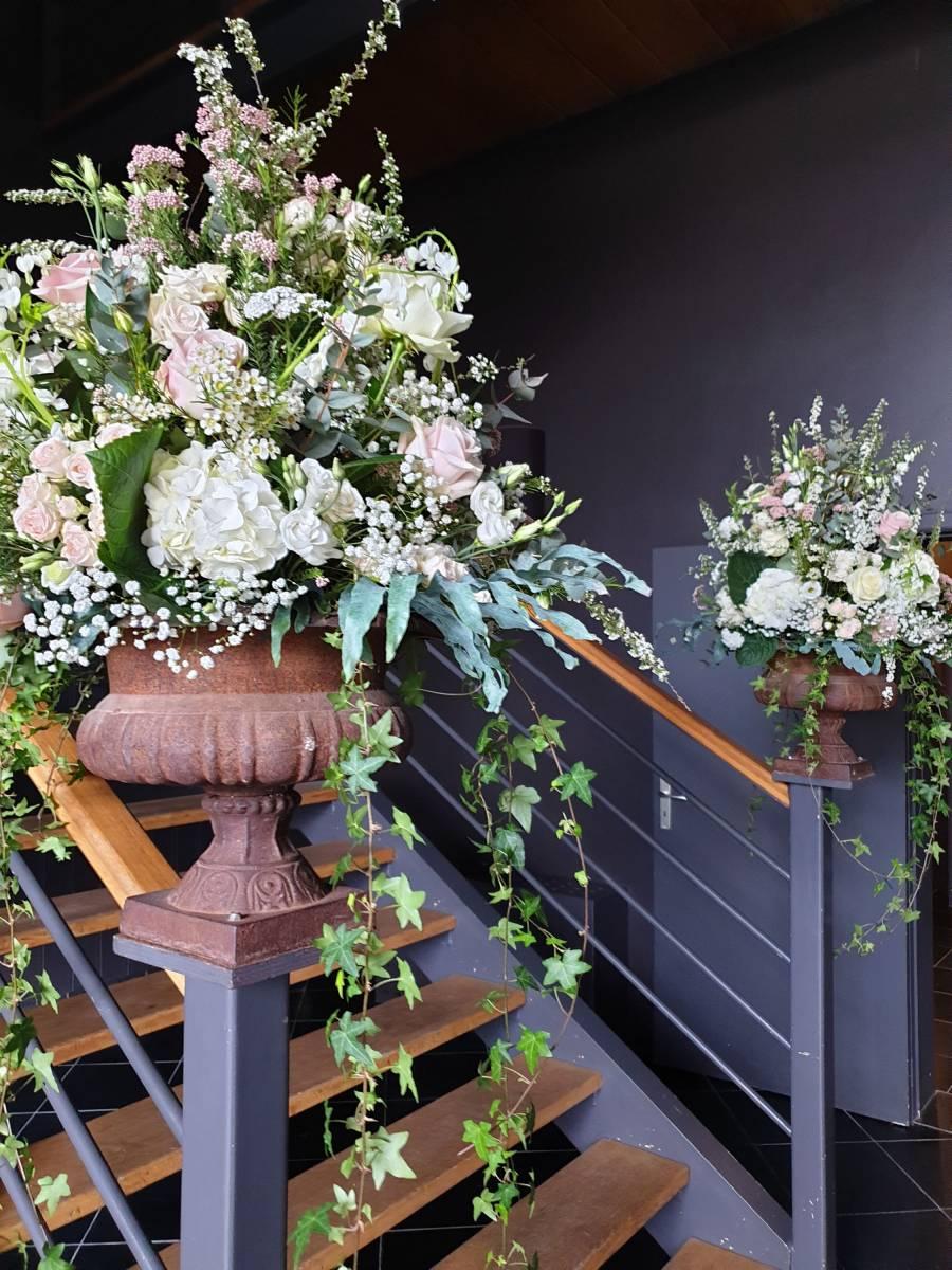 Floral Artists - Bloemen huwelijk trouw bruiloft - Bruidsboeket - Bloemendecoratie - House of Weddings - 16