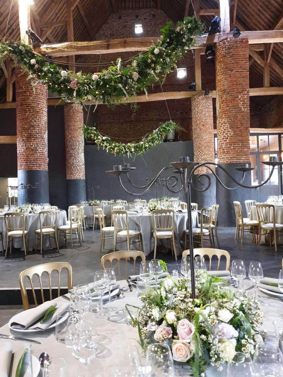 Floral Artists - Bloemen huwelijk trouw bruiloft - Bruidsboeket - Bloemendecoratie - House of Weddings - 17