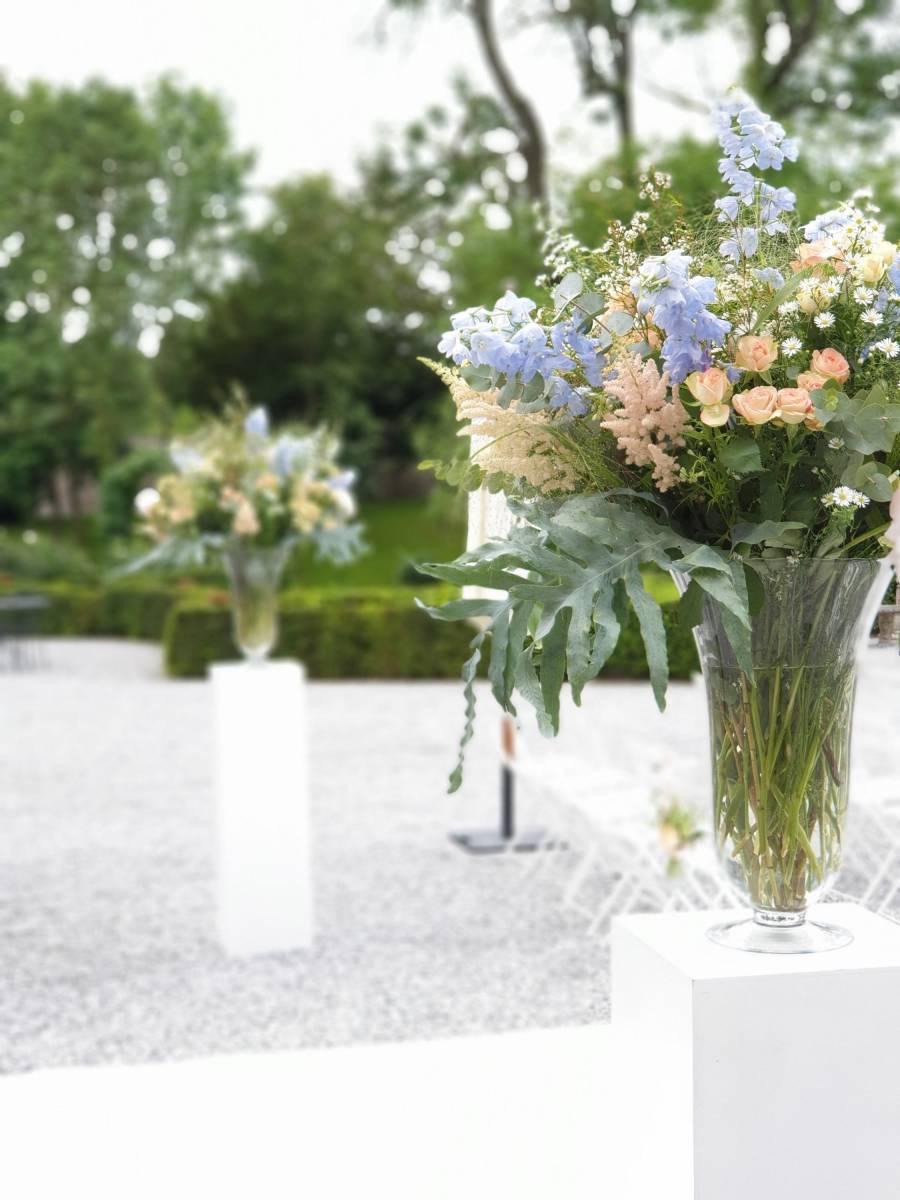 Floral Artists - Bloemen huwelijk trouw bruiloft - Bruidsboeket - Bloemendecoratie - House of Weddings - 18