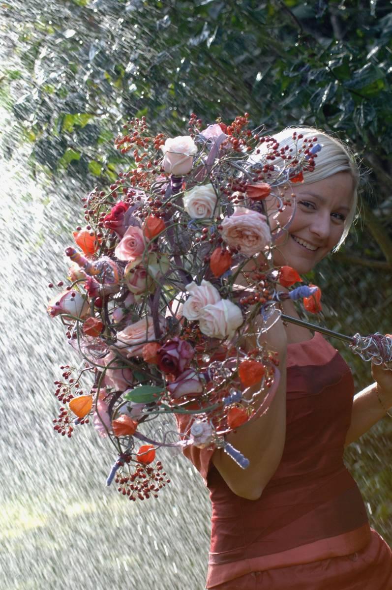 Floral Artists - Bloemen huwelijk trouw bruiloft - Bruidsboeket - Bloemendecoratie - House of Weddings - 2