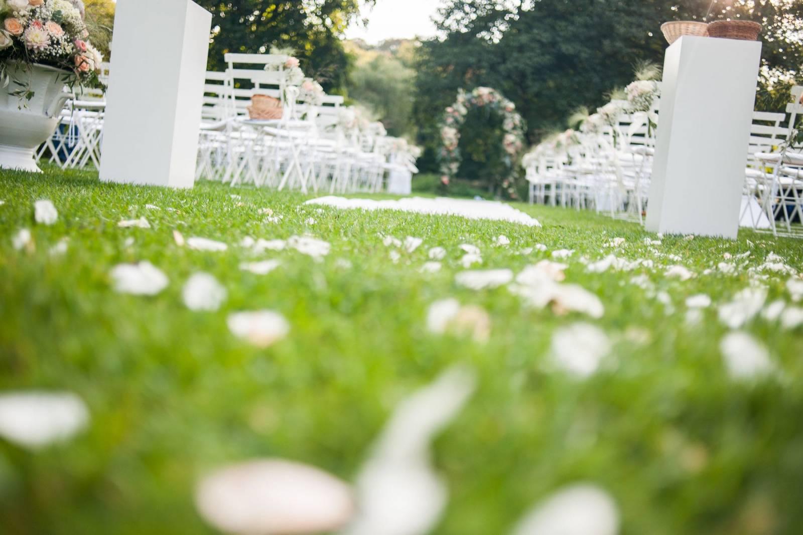 Floral Artists - Bloemen huwelijk trouw bruiloft - Bruidsboeket - Bloemendecoratie - House of Weddings - 21