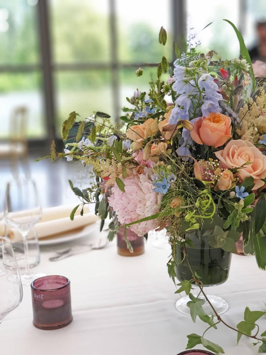 Floral Artists - Bloemen huwelijk trouw bruiloft - Bruidsboeket - Bloemendecoratie - House of Weddings - 26