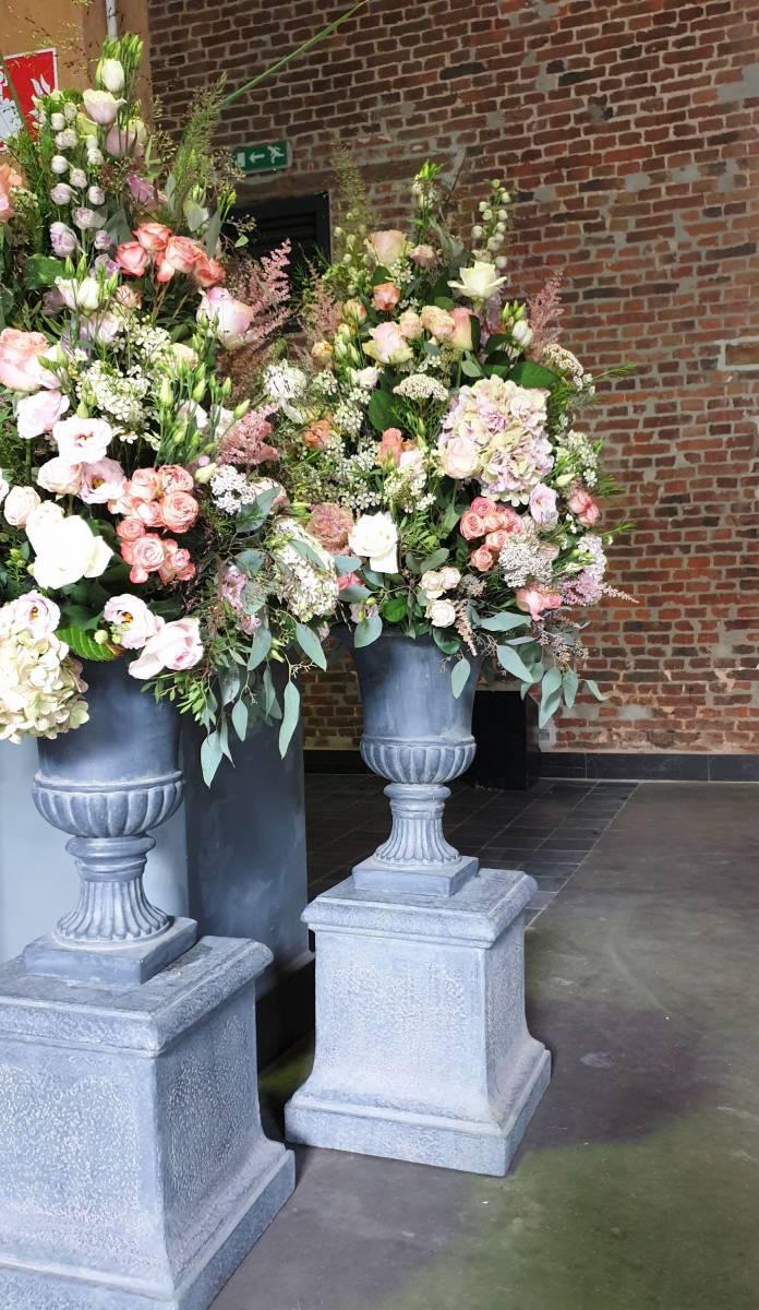 Floral Artists - Bloemen huwelijk trouw bruiloft - Bruidsboeket - Bloemendecoratie - House of Weddings - 28