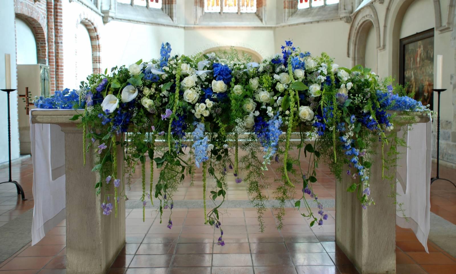 Floral Artists - Bloemen huwelijk trouw bruiloft - Bruidsboeket - Bloemendecoratie - House of Weddings - 3