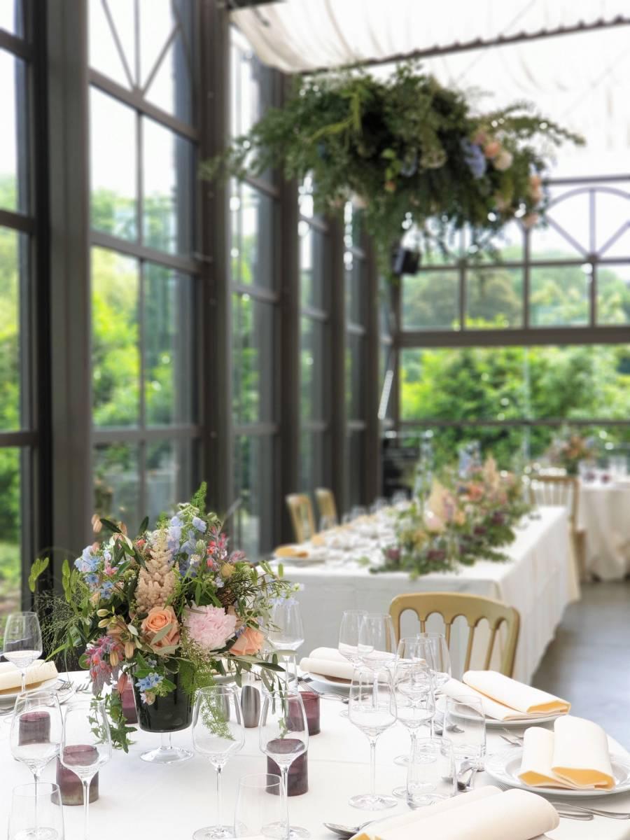 Floral Artists - Bloemen huwelijk trouw bruiloft - Bruidsboeket - Bloemendecoratie - House of Weddings - 32