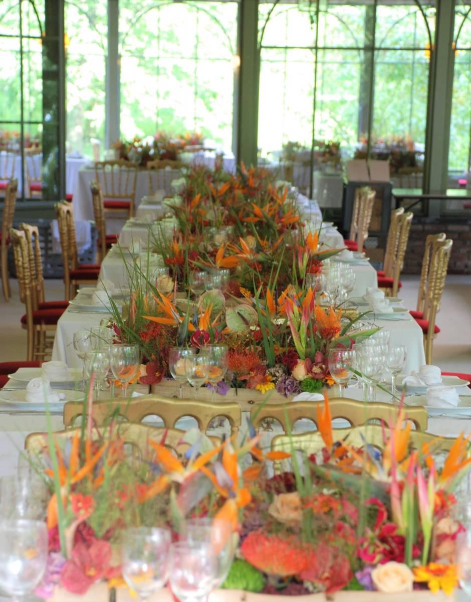 Floral Artists - Bloemen huwelijk trouw bruiloft - Bruidsboeket - Bloemendecoratie - House of Weddings - 33