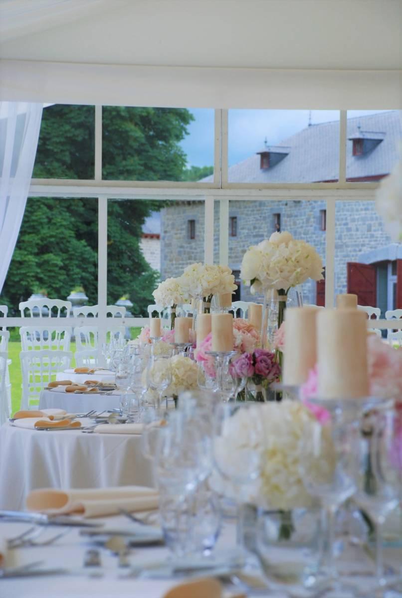 Floral Artists - Bloemen huwelijk trouw bruiloft - Bruidsboeket - Bloemendecoratie - House of Weddings - 34