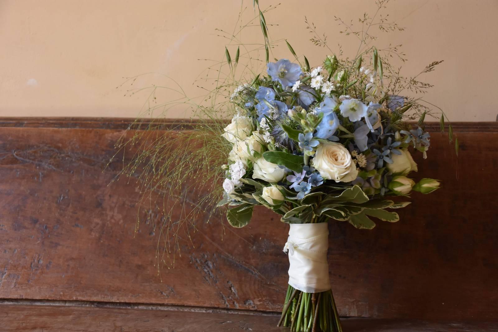 Floral Artists - Bloemen huwelijk trouw bruiloft - Bruidsboeket - Bloemendecoratie - House of Weddings - 9