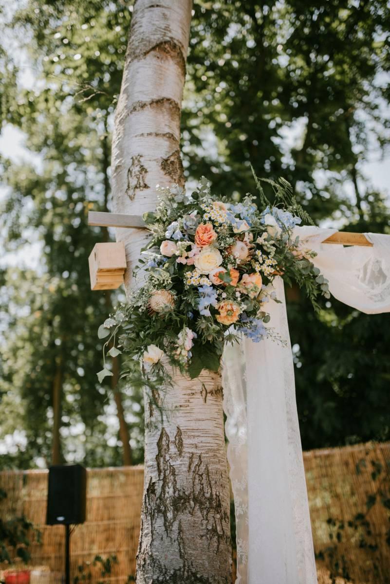 Florenza by Sylvie Van Gastel - Bloemen - Bruidsboeket - House of Weddings - 12