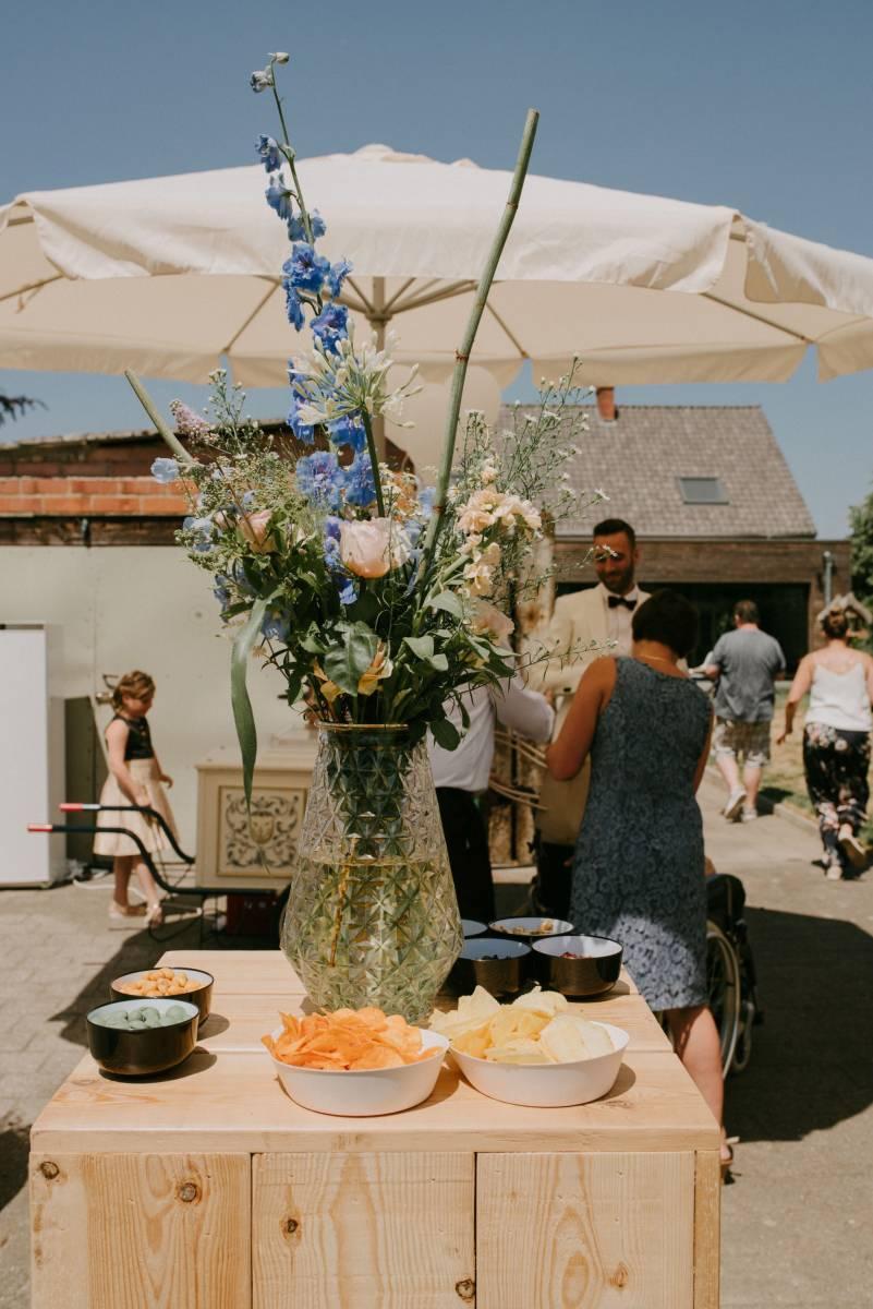 Florenza by Sylvie Van Gastel - Bloemen - Bruidsboeket - House of Weddings - 13