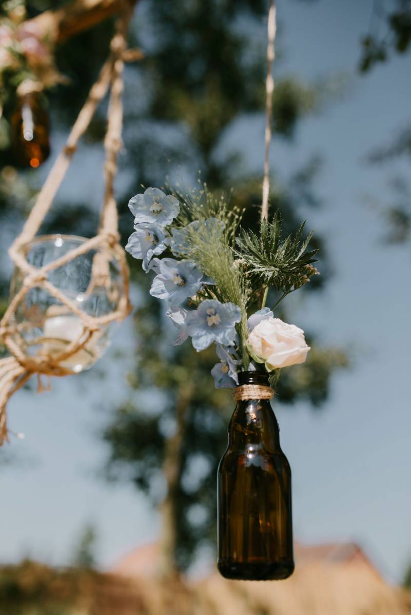 Florenza by Sylvie Van Gastel - Bloemen - Bruidsboeket - House of Weddings - 8
