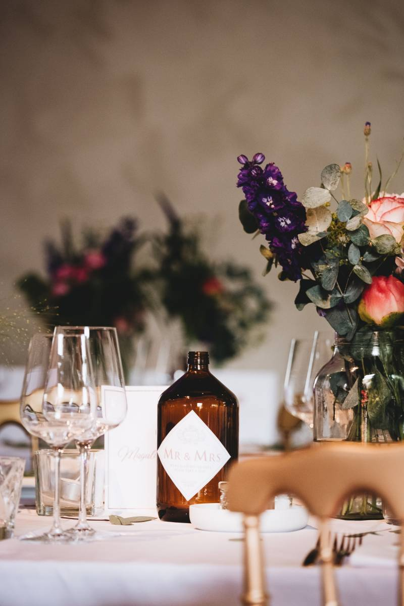 Florenza by Sylvie Van Gastel - Bloemen - Bruidsboeket - Magalie   Gregory - Morrec Photography - House of Weddings - 18