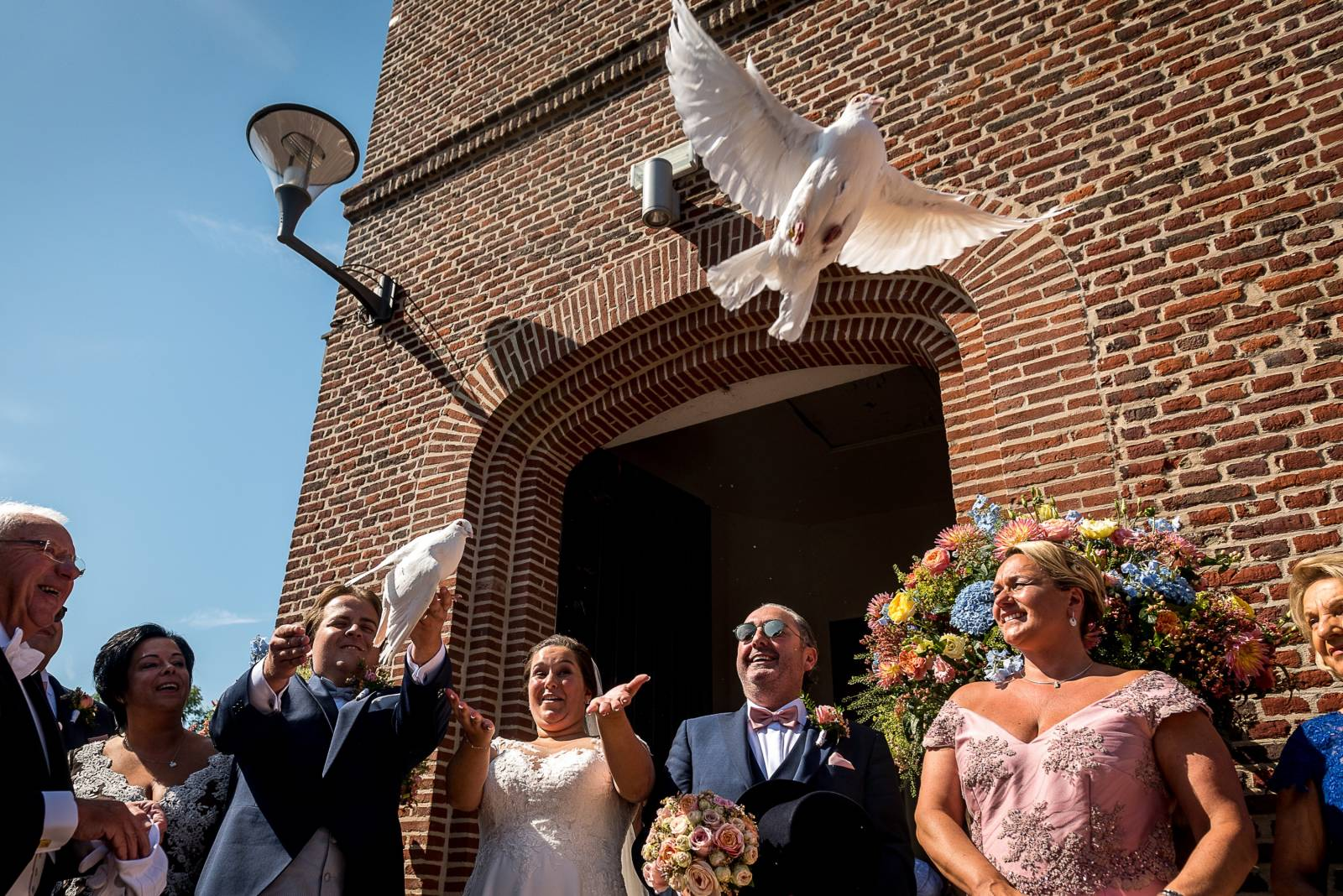 Fotografie Melody - Huwelijksfotograaf - Trouwfotograaf - House of Weddings - 11