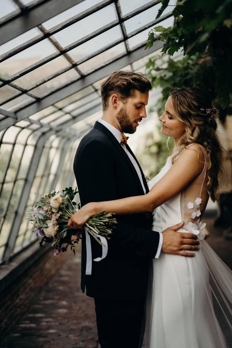 Frankie and Fish - Trouwfotograaf - Huwelijksfotograaf - Bruidsfotograaf - House of Weddings - 1
