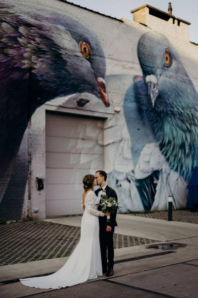 Frankie and Fish - Trouwfotograaf - Huwelijksfotograaf - Bruidsfotograaf - House of Weddings - 11