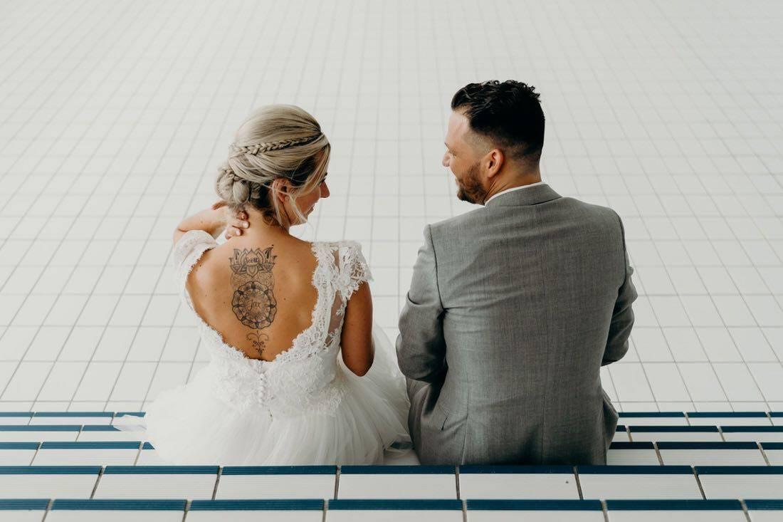 Frankie and Fish - Trouwfotograaf - Huwelijksfotograaf - Bruidsfotograaf - House of Weddings - 15