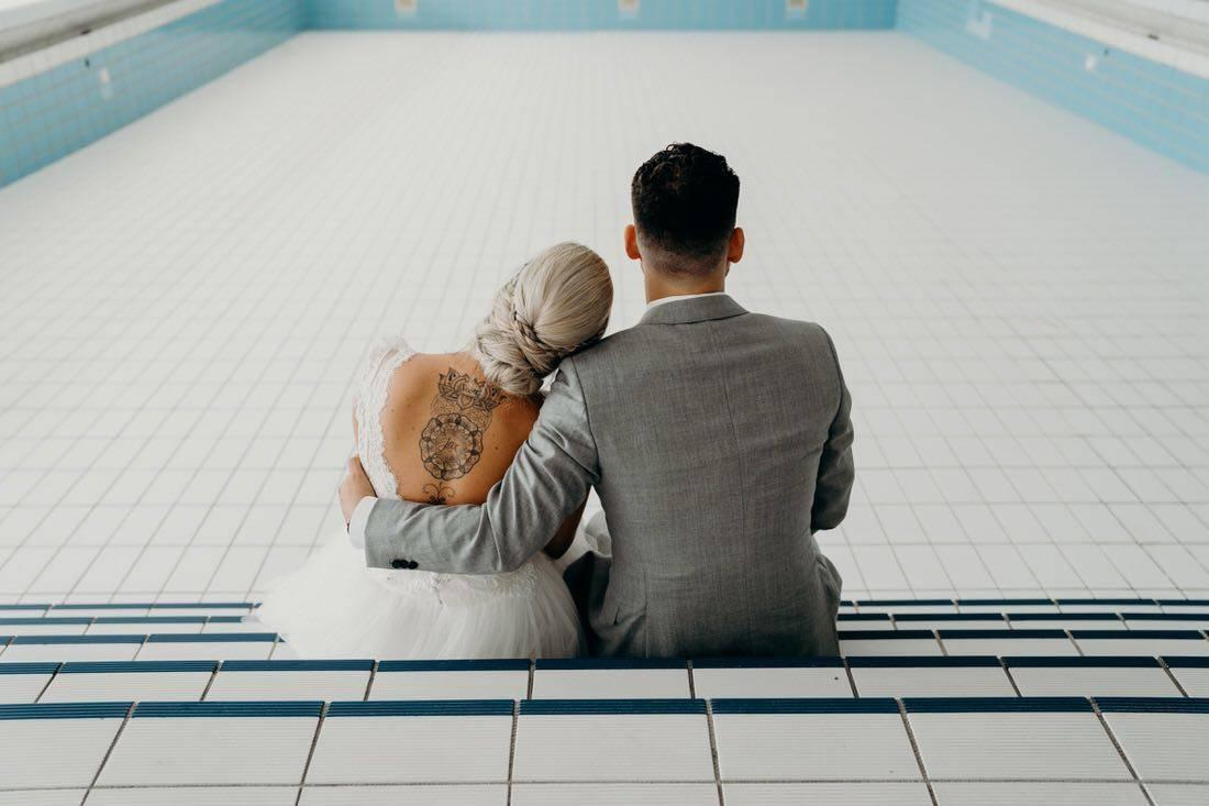 Frankie and Fish - Trouwfotograaf - Huwelijksfotograaf - Bruidsfotograaf - House of Weddings - 16