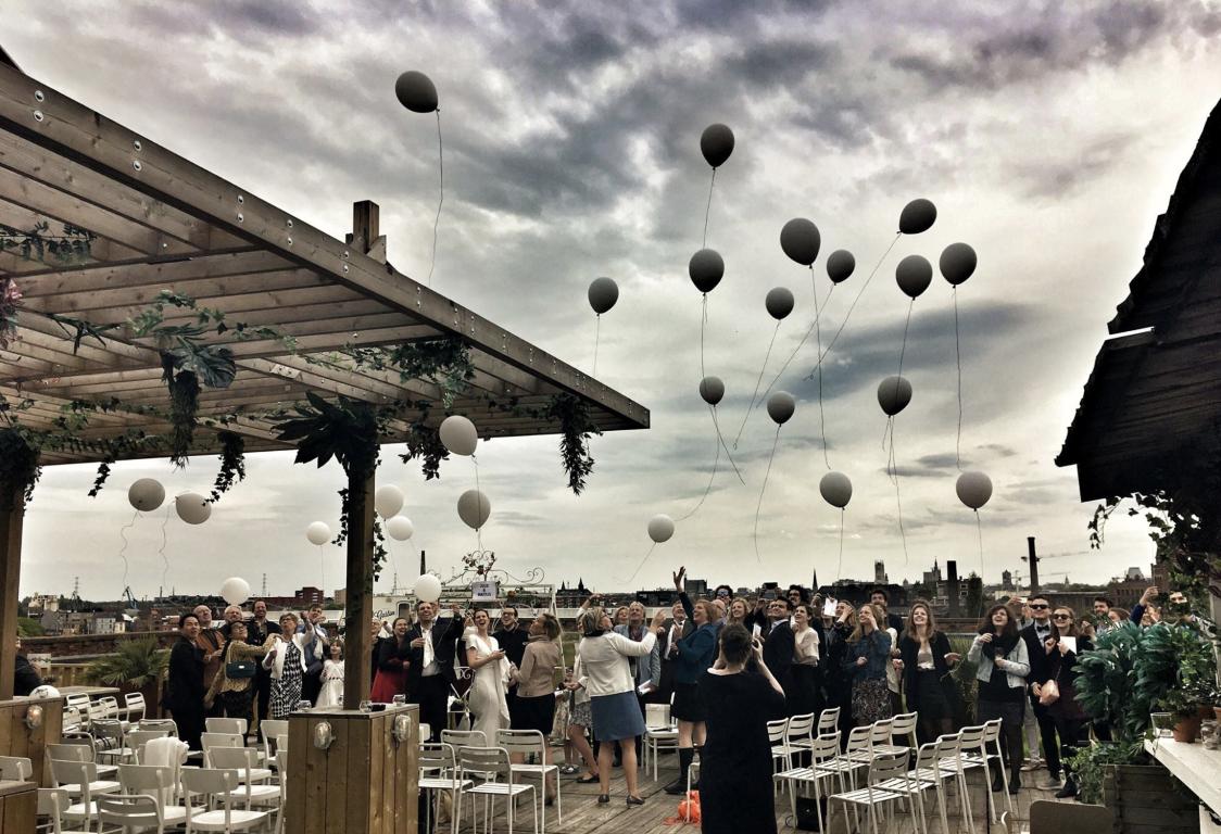 gaston trouwlocatie feestzaal huwelijk rooftop house of weddings (3)