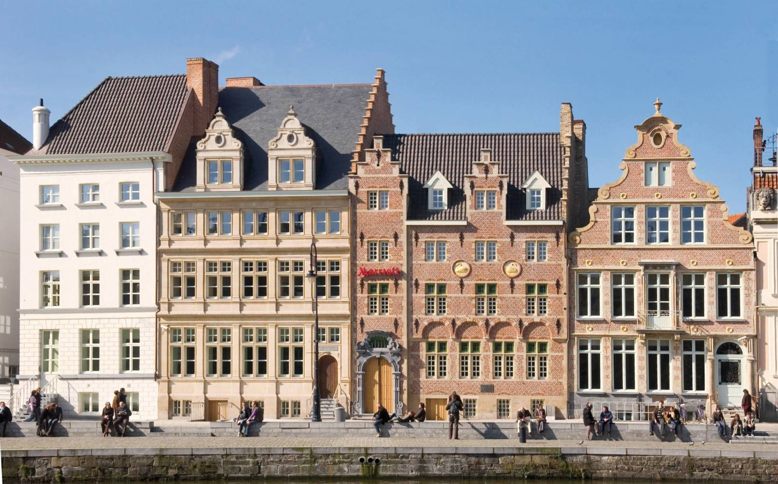Ghent Marriott - House of Weddings - 7