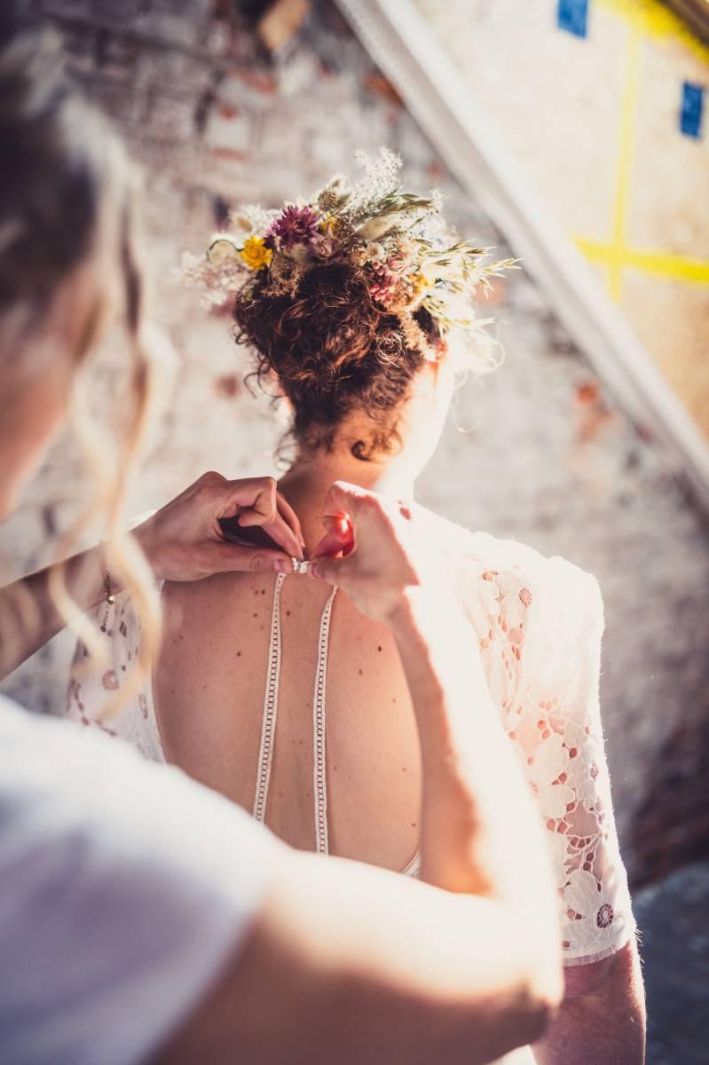 Ginger & Ginder - Astrid _ Stijn (c) Hanne Lammens - House of Weddings