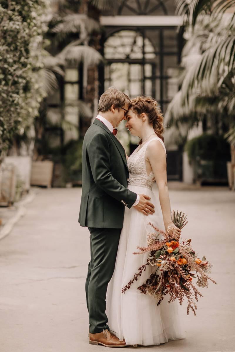 Ginger & Ginder - Ellen _ Bart (c) Imperisch Photography - House of Weddings