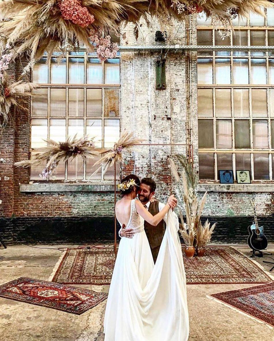Ginger & Ginder - Klara _ Wim - openingsdans (c) ginger _ ginger - House of Weddings