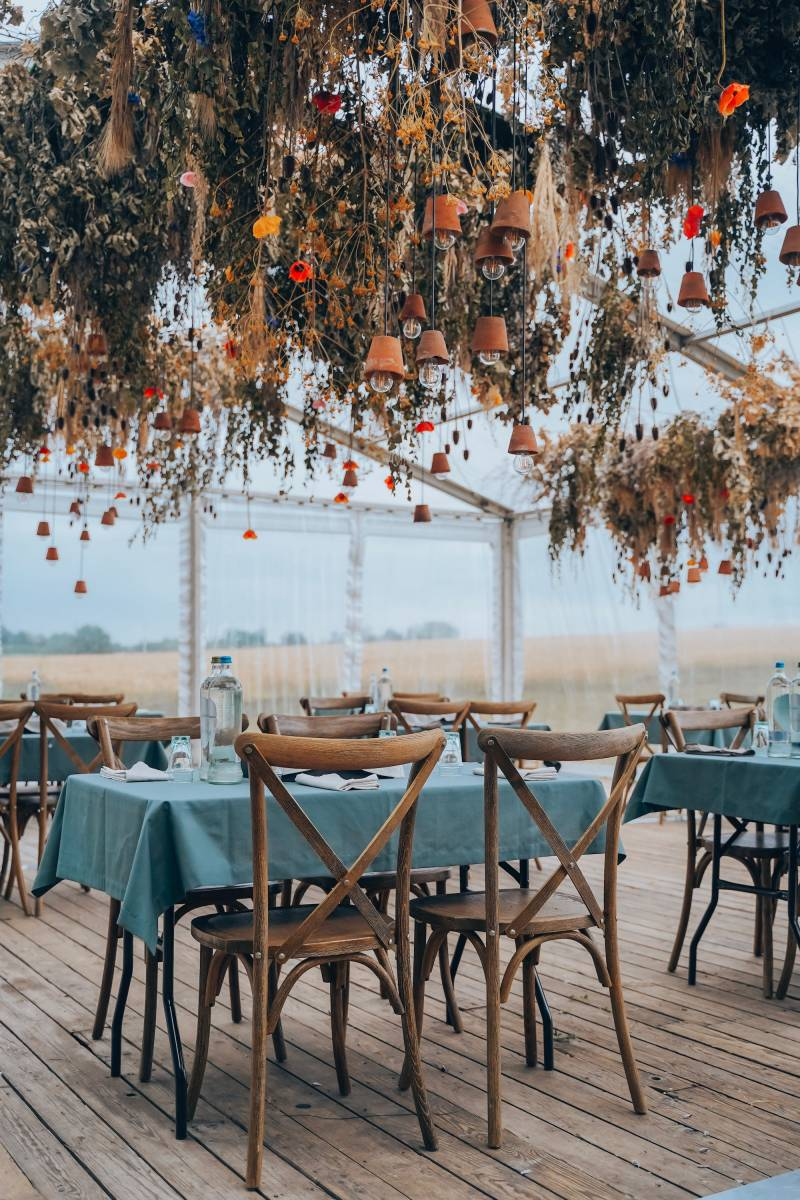 Ginger & Ginder - Summertime@Sassenbroek - tafel (c) Something Blue - House of Weddings