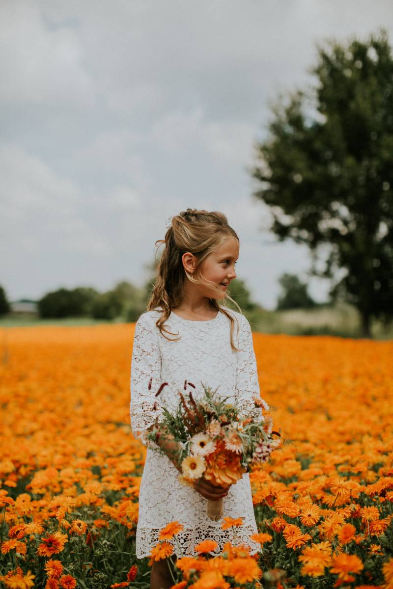Ginger & Ginder - Tessa _ Tim - bruidsmeisje (c) carinaplusdavid - House of Weddings