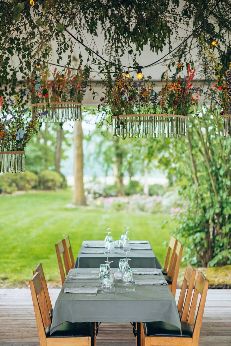 Ginger & Ginder - The Winegrower_s Garden -Tent (c) Something Blue - House of Weddings
