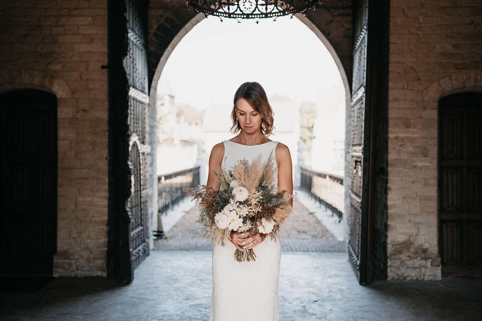Ginger & Ginder - Ticia _ Tom - bruidsboeket (c) Melissa Milis - House of Weddings