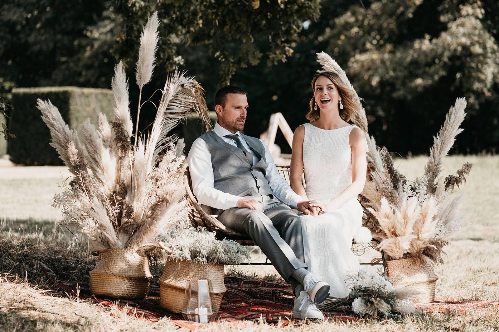 Ginger & Ginder - Ticia _ Tom - ceremonie (c) Melissa Milis - House of Weddings
