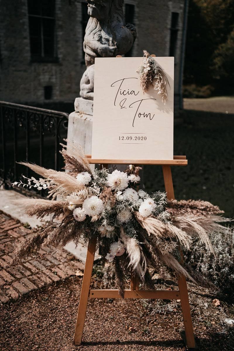 Ginger & Ginder - Ticia _ Tom - inkombord (c) Melissa Milis - House of Weddings