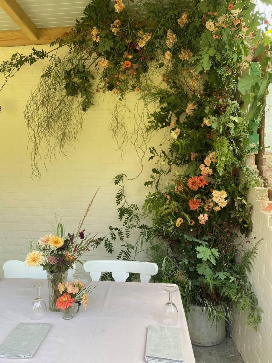 Ginger & Ginder - Tuinfeest (c) ginger _ ginger - House of Weddings