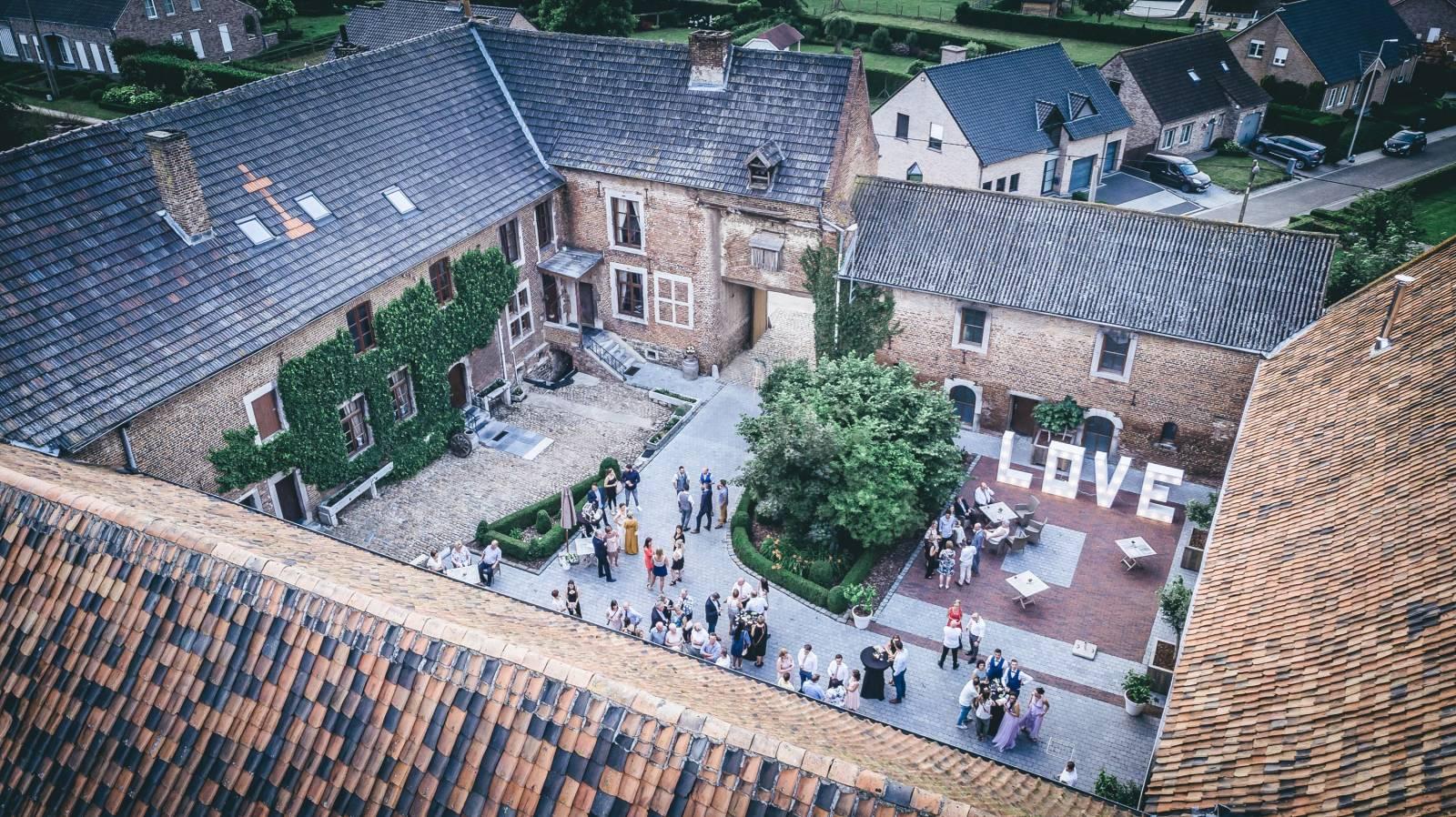 Goed Van Gothem - Feestzaal - House of Weddings - 17