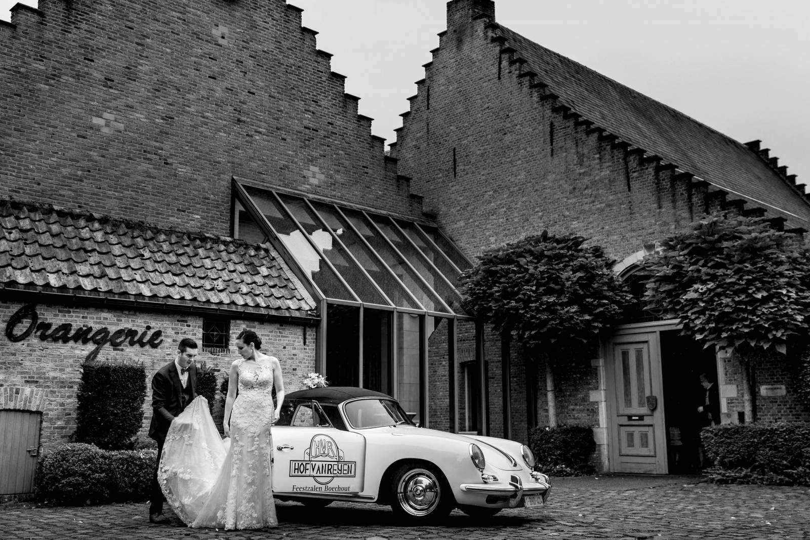 Gratis oltimer hof Van Reyen huwelijk Boechout 13 ND Photography - House of Weddings