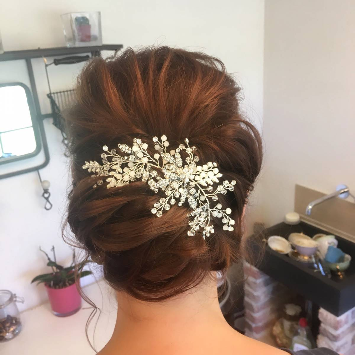 Gribeau - Make-up & Hairstyling - House of Weddings 1