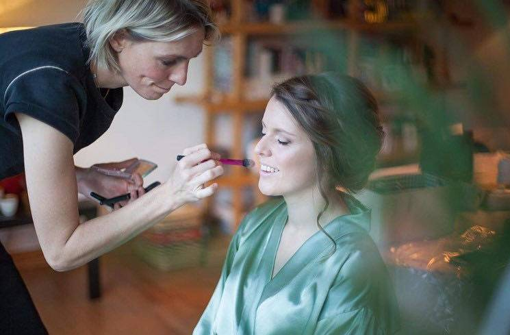 Gribeau - Make-up & Hairstyling - House of Weddings 12