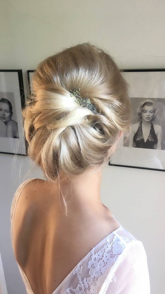 Gribeau - Make-up & Hairstyling - House of Weddings 7