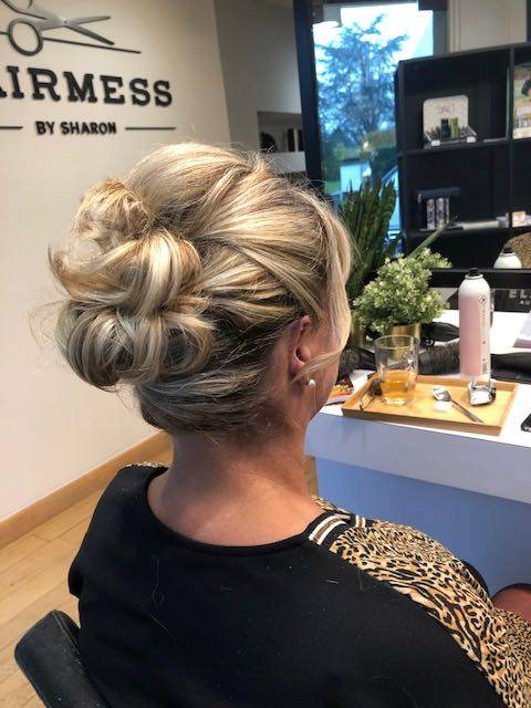 Hairmess - Bruidskapsel - House of Weddings - 3